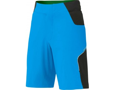 SHIMANO EXPLORER bike shorts lightning blue