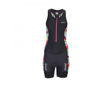 ZOOT PERFORMANCE trisuit dames kaleidoscope