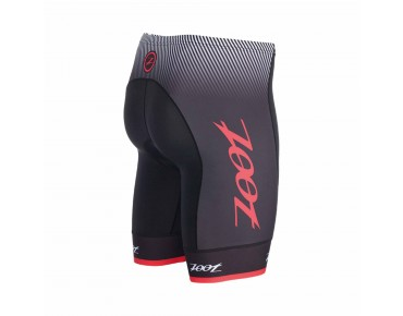 """ZOOT TEAM 8"""" Tri Short black/race day red"""