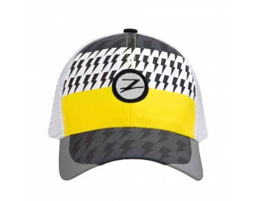 ZOOT TECH TRUCKER cap white/neon safty yellow