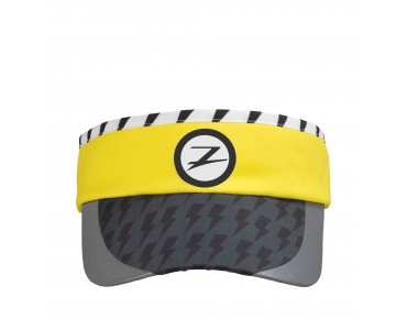 ZOOT STRETCH VISOR cap white/neon safty yellow