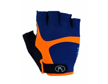 ROECKL BADI gloves navy/orange