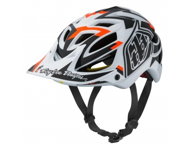 Troy Lee Designs A1 MIPS MTB-Helm VERTIGO white