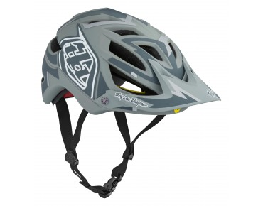 Troy Lee Designs A1 MIPS MTB helmet VERTIGO gray