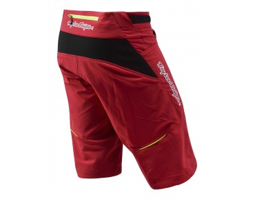 Troy Lee Designs SKYLINE Bikeshorts inkl. Innenhose deep red