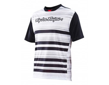 Troy Lee Designs SKYLINE Bikeshirt black/white