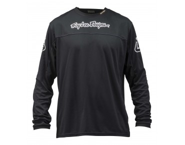 Troy Lee Designs SPRINT Bikeshirt langarm black