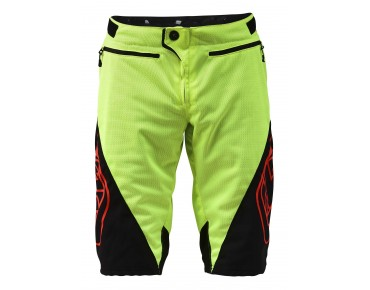 Troy Lee Designs SPRINT bike shorts flo yellow