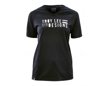 Troy Lee Designs SKYLINE women's bike shirt black