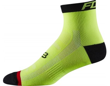 FOX Socken TRAIL flo yellow