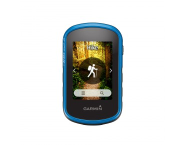 Garmin eTrex touch 25 navigation device incl. TopoActive Europa map