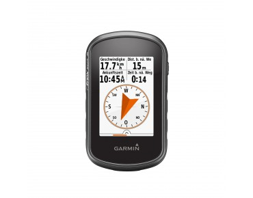 Garmin eTrex touch 35 navigation device incl. TopoActive Europe map schwarz