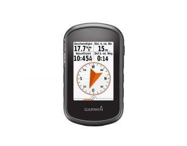 Garmin eTrex touch 35 - navigatore incl. mappa TopoActive Europa black