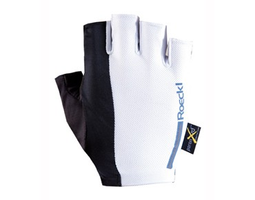 ROECKL INAZU gloves white/black