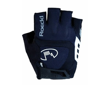 ROECKL IDEGAWA gloves black/white