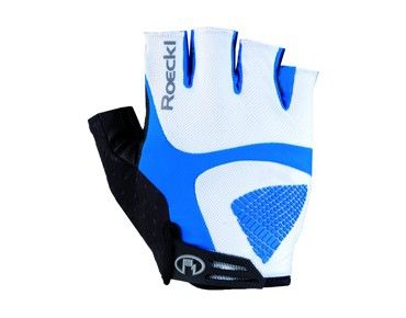ROECKL INVERNESS gloves white/blue