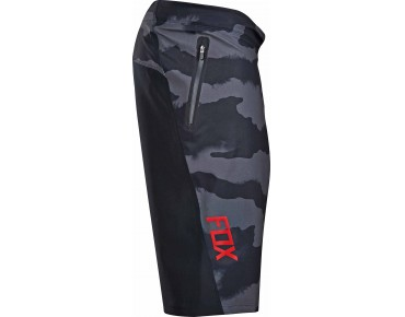 FOX ATTACK Q4 CW shorts black camo