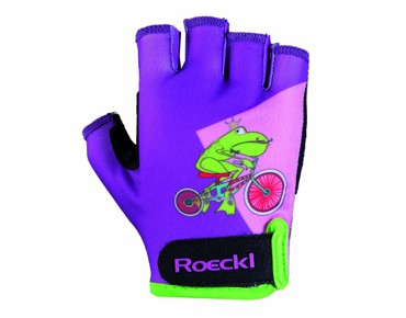 ROECKL TURDA kids' gloves berry