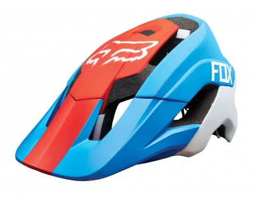 FOX METAH helmet cyan