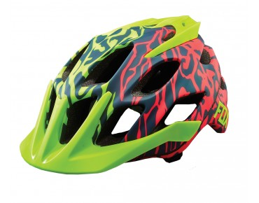 FOX FLUX 1.5 helmet cauz grey