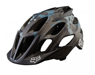 FOX FLUX 1.5 helmet black camo