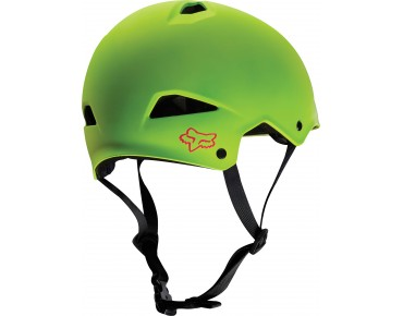 FOX FLIGHT helmet flo yellow