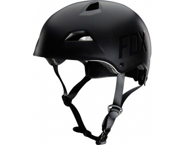 FOX FLIGHT - casco matte black