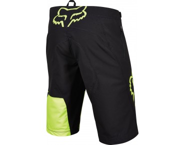 FOX FLEXAIR DH shorts black