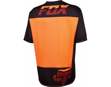 FOX COVERT MAKO Bikeshirt flo orange