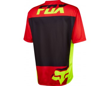 FOX COVERT MAKO cycling shirt flo yellow