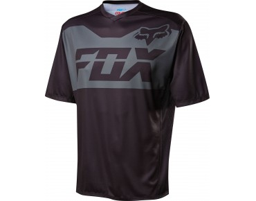 FOX COVERT MAKO Bikeshirt black