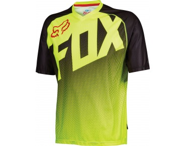 FOX FLOW Bikeshirt flo yellow