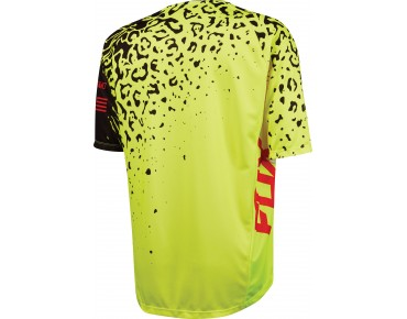 FOX DEMO cycling shirt CAUZ flo yellow
