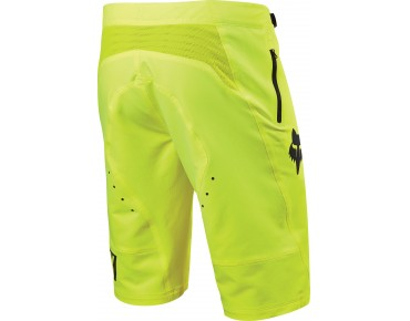 FOX DEMO FR Bikeshorts flo yellow