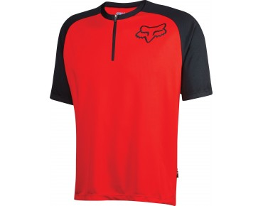 FOX RANGER Bikeshirt red
