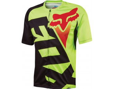 FOX LIVEWIRE Trikot flo yellow