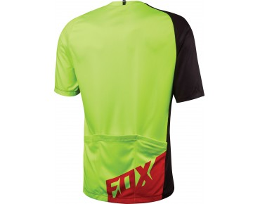 FOX LIVEWIRE jersey flo yellow