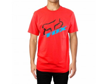 FOX INSTANT T-Shirt red