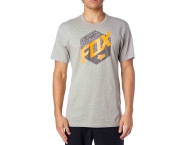 FOX KAST t-shirt heather grey