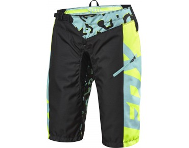 FOX DEMO DH RACE women's cycling shorts miami green