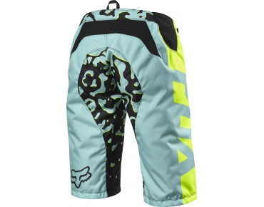 FOX DEMO DH RACE Damen Bikeshorts miami green