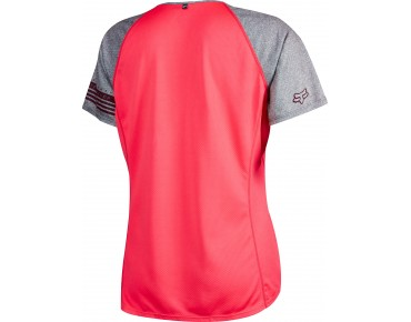 FOX RIPLEY Damen Bikeshirt neon red