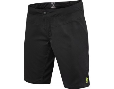 FOX RIPLEY women's cycling shorts incl. inner pants black
