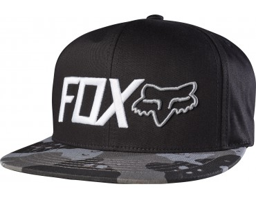 FOX HAZZARD cap graphite