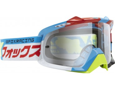 FOX AIR SPACE goggles DIVISION blue/yellow