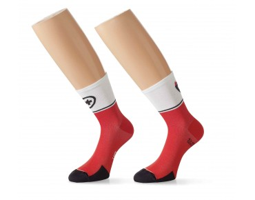 ASSOS exploitSocks_evo7 red