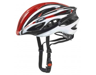 uvex race 1 Helm red/white