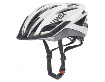 uvex ultra snc Helm white/silver mat
