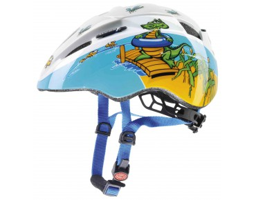 uvex kid2 helmet for kids crocodile