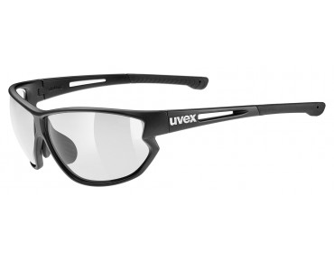 uvex SPORTSTYLE 810 V glasses black/variomatic smoke